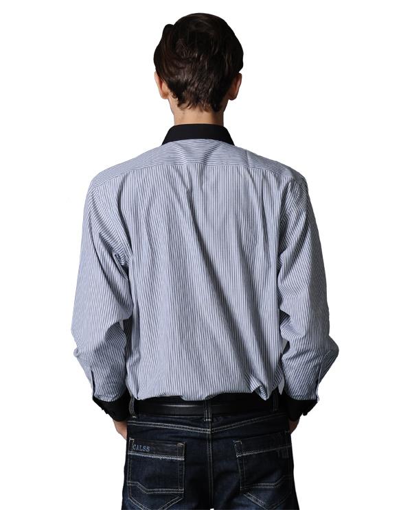 保罗衬衫男长袖