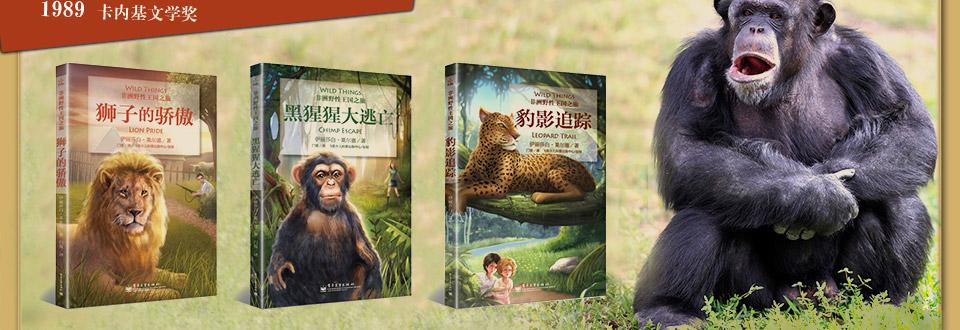 非洲野生动物王国探秘