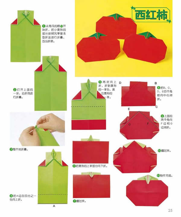 在蔬菜店里经常见到的水果