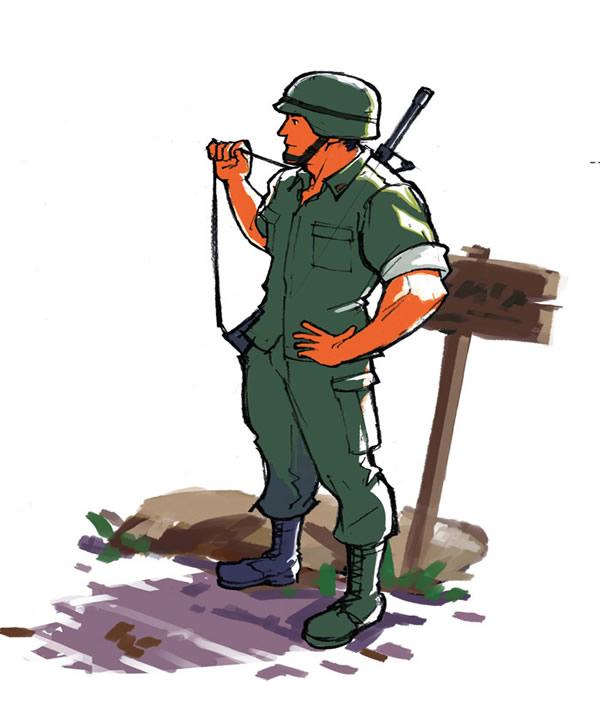 qq头像卡通士兵,卡通八路军士兵图片,小士兵卡通图片大全,卡通士兵_卡