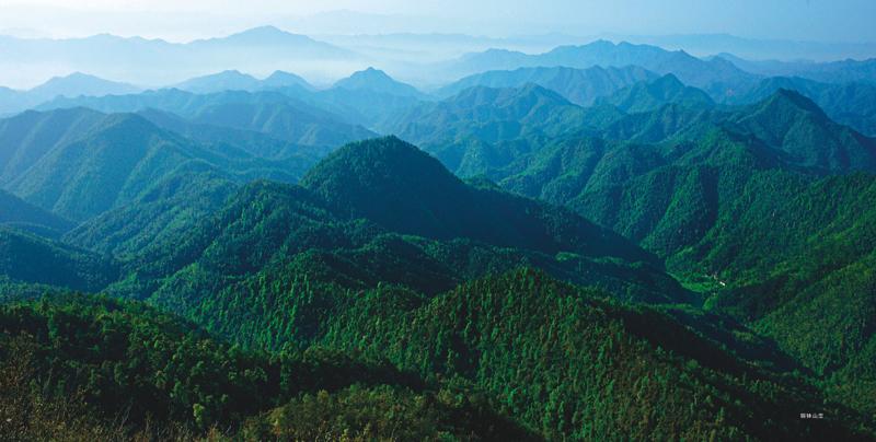 中国风水宝地大观