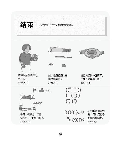 蓝鱼手绘日记